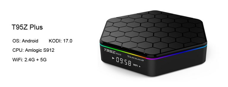 Sunvell T95Z Plus TV Box With A Unique Design And Great Features