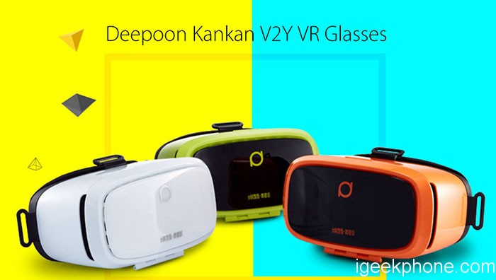 Deepoon Kankan V2Y 3D VR For Gaming